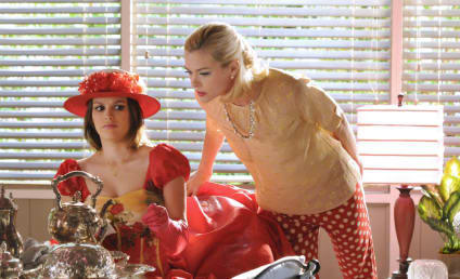 Hart of Dixie Review: Belle of the Paint Ball