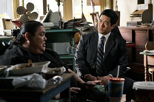 Cho interviews