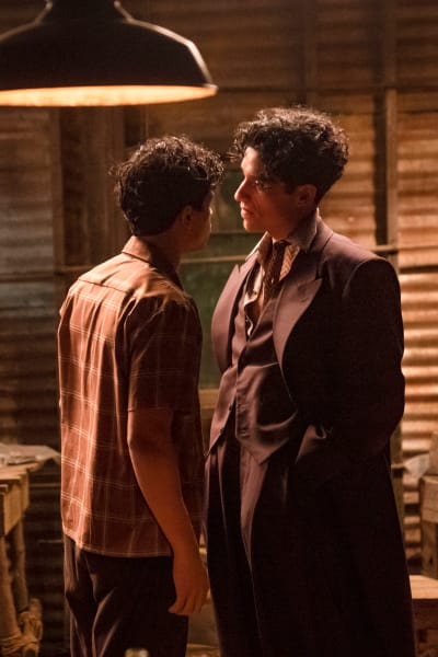 Mateo and Rico - Penny Dreadful: City of Angels Season 1 Episode 6