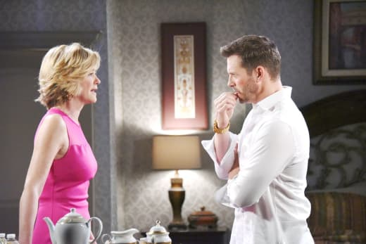 Another Couple Implodes - Days of Our Lives