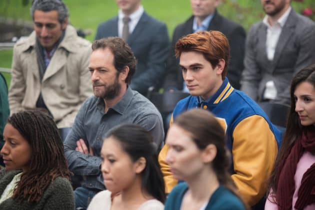 Here For The Show - Riverdale Season 1 Episode 4