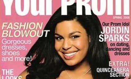 Jordin Sparks: Your Prom Cover Girl