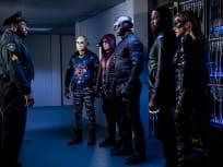 Arrow Season 7 Episode 22