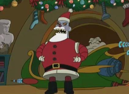 Watch Futurama Season 2 Episode 8 Online