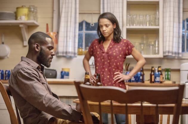 Darla Stands Up to Ralph Angel - Queen Sugar Season 3 Episode 6