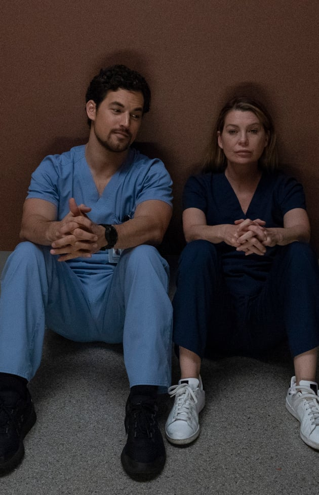 Grey's Anatomy: The Link, Meredith & DeLuca Love Triangle ...