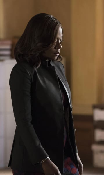 What's Wrong? - How to Get Away with Murder Season 4 Episode 11