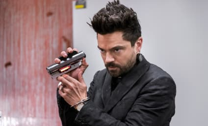 Preacher Renewed for Season 4 at AMC