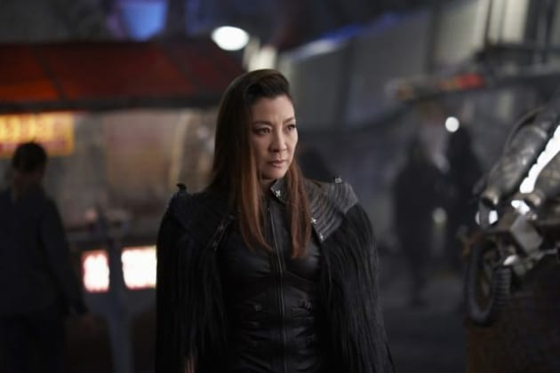 At The Helm - Star Trek: Discovery