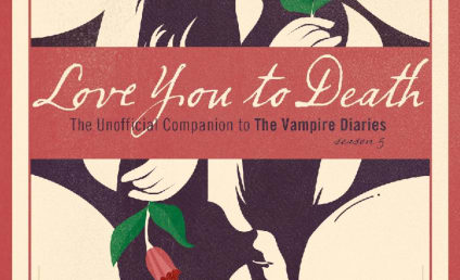 Love You to Death, Vampire Diaries Companion Guide, Reveals Interview Subjects