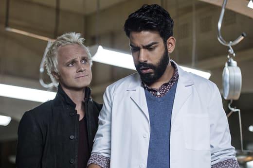 Blaine is Back! - iZombie Season 2 Episode 5
