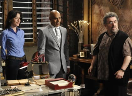 Watch Warehouse 13 Season 2 Episode 9 Online