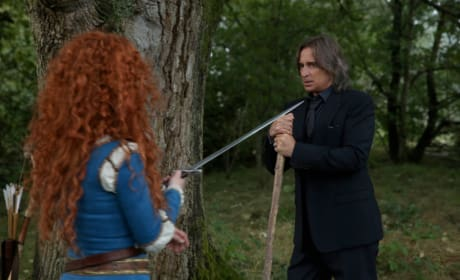 Turning Brave - Once Upon a Time Season 5 Episode 5