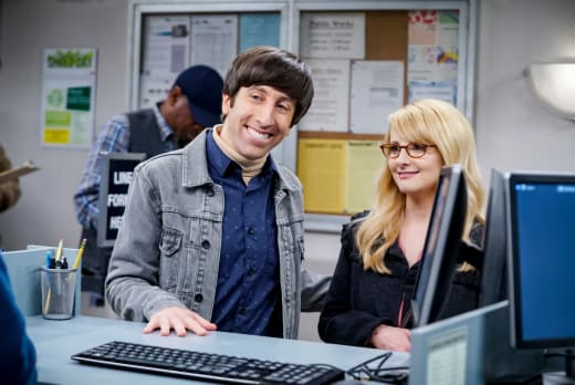 Breaking the Law - The Big Bang Theory
