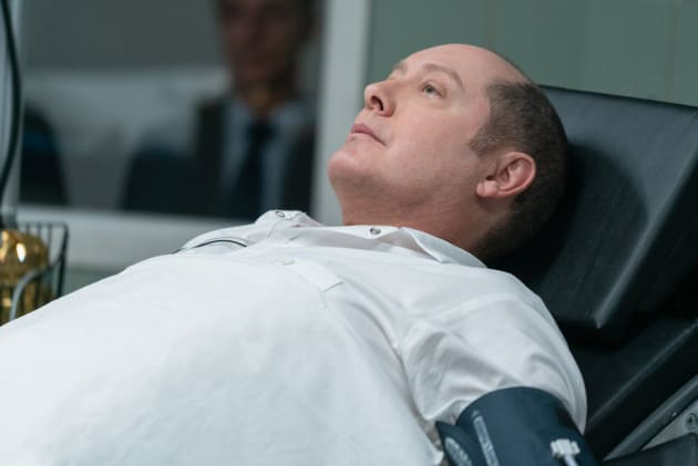 An Appeal For Red - The Blacklist