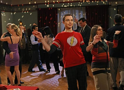 Watch The Big Bang Theory Season 4 Episode 21 Online