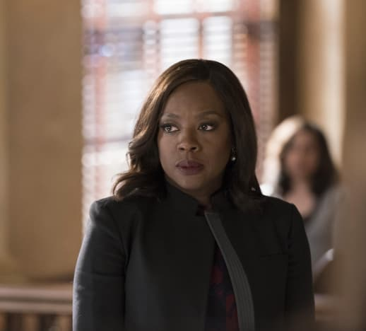 Annalise Defends - How to Get Away with Murder Season 4 Episode 11