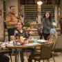 Family Dinner - Roseanne Season 10 Episode 3