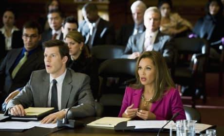 Daniel and Wilhelmina Plead