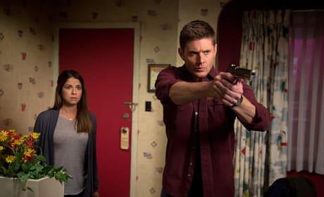 Hands up! - Supernatural Season 11 Episode 13