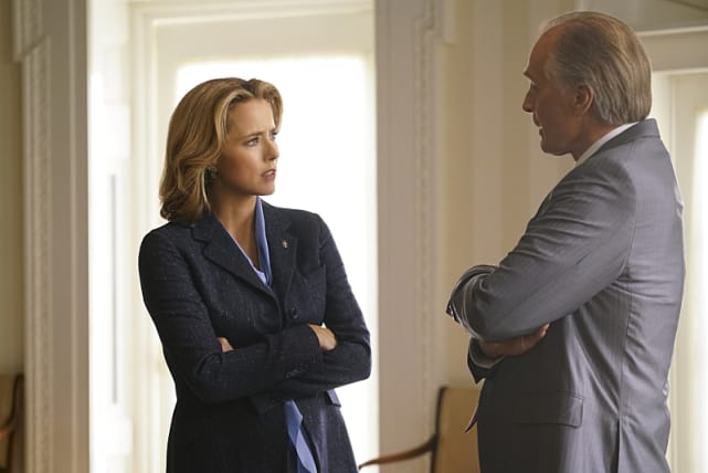 Will elizabeth be fired madam secretary