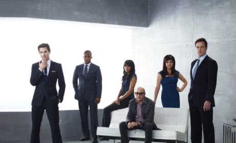 White Collar Season 6 Cast
