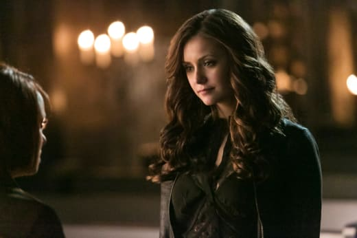 Katherine on Season 5
