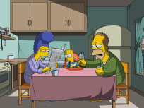 Becoming Parents - The Simpsons
