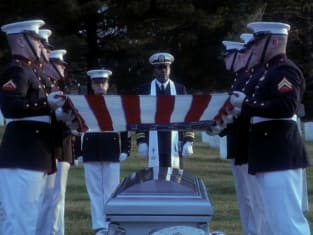 Arlington Funeral - The West Wing Season 1 Episode 10
