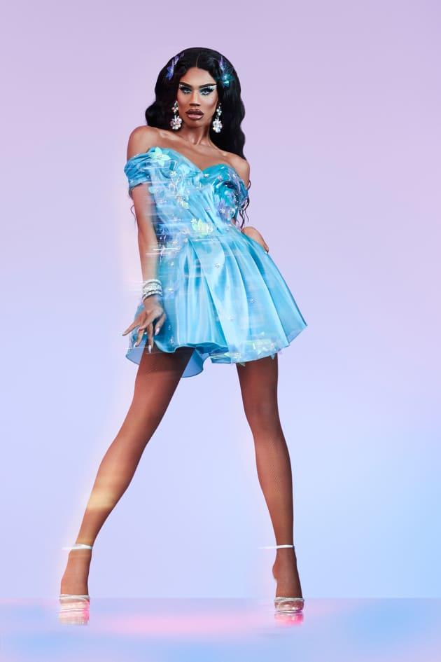 Naomi Smalls - RuPaul's Drag Race All Stars Season 4 Episode 1