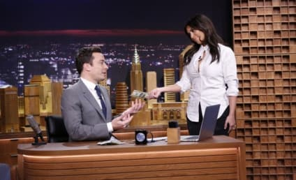 Jimmy Fallon Tonight Show Debut: Look Who Showed Up!