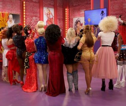 First Cast Look - RuPaul's Drag Race