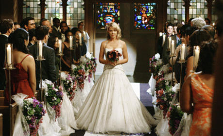 Izzie the Bride