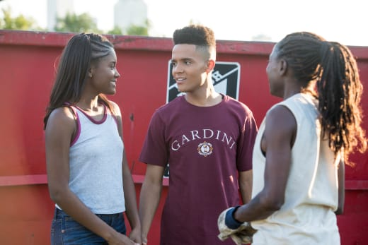 KeKe Meets Nova - Queen Sugar Season 2 Episode 10