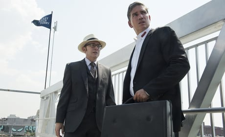 Saving the Code - Person of Interest