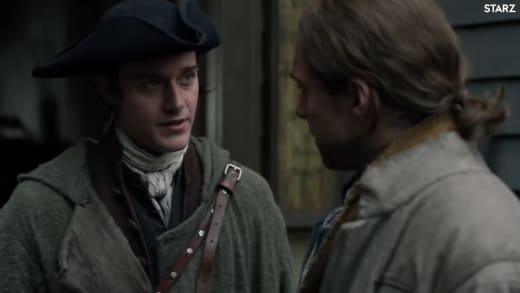 Stumble onto Fergus
