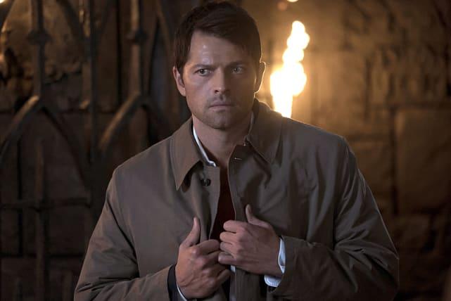 Castiel has arrived… finally - Supernatural Season 11 Episode 10