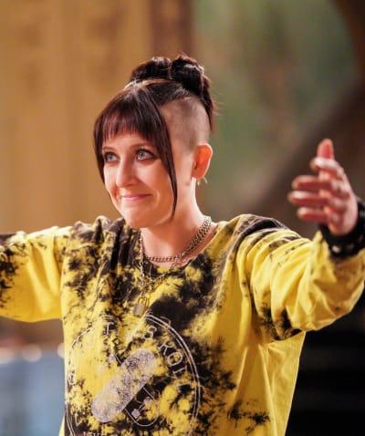 Kelly Hugs? - tall - Good Trouble Season 3 Episode 12