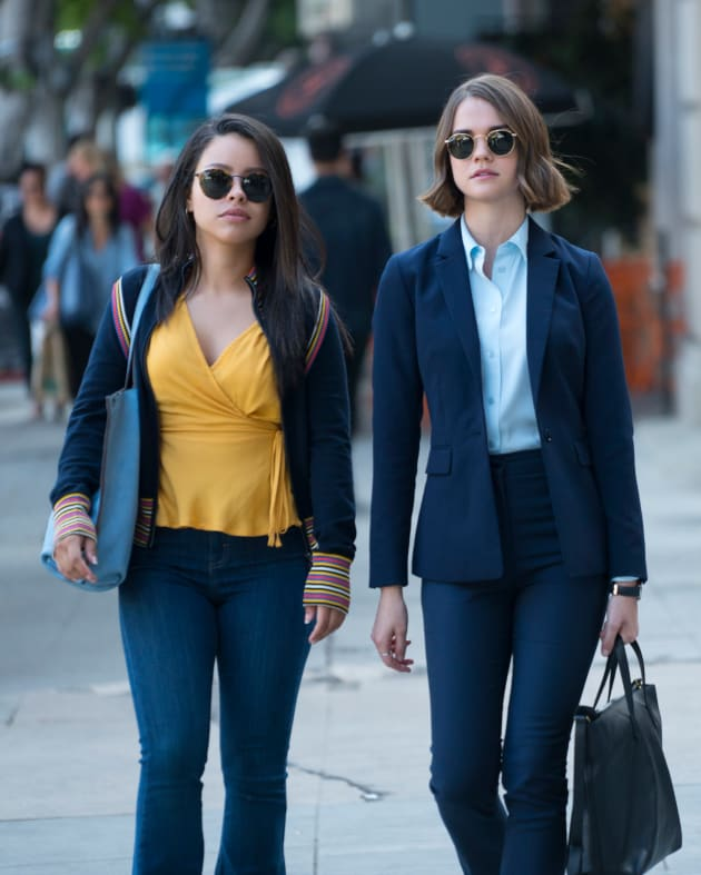 Shady Sisters - Good Trouble Season 1 Episode 9