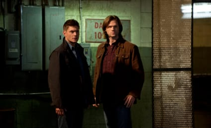 Supernatural Review: The Gods Must Be Crazy