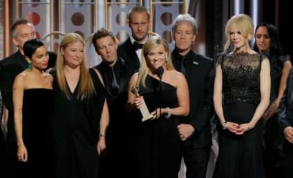 TV Ratings Report: Golden Globes Down Slightly