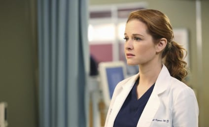 "Sarah Drew No Longer Watches Grey's Anatomy: It's ""Painful"" to ""Watch Your Family Move On"""