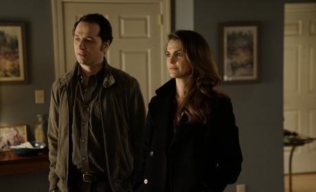 Philip and Elizabeth - The Americans Season 5 Episode 12
