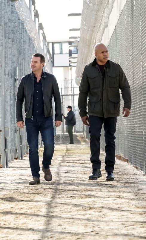 The Big House - NCIS: Los Angeles Season 10 Episode 21