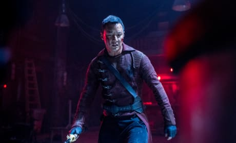 Sunny's Final Stand - Into the Badlands Season 2 Episode 10