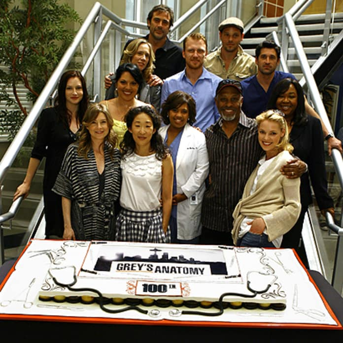 Happy 100th Episode, Grey\'s Anatomy! - TV Fanatic
