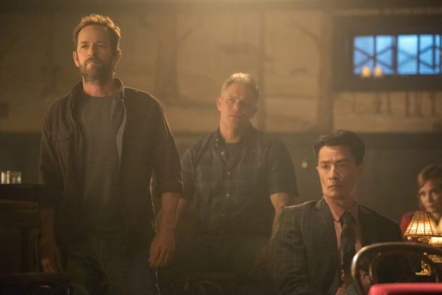 Marty Mantle - Riverdale Season 3 Episode 6