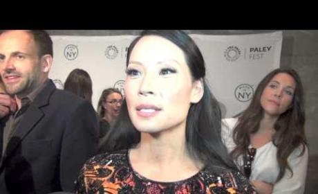 Lucy Liu Talks Fighting, Elementary Season 2