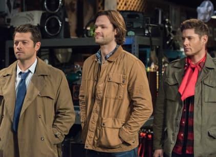 Watch Supernatural Season 13 Episode 16 Online
