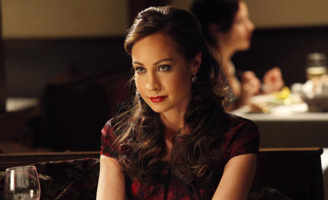 Courtney Ford on True Blood